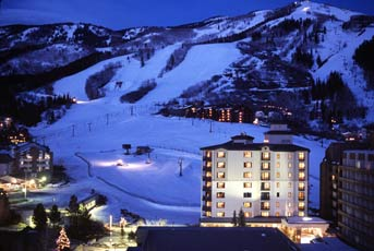 Steamboat Springs real estate, Steamboat Village Inn, Steamboat Sheraton, Steamboat Sheraton Starwood condos