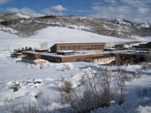 Strawberry Park Elementary, Steamboat Springs school district