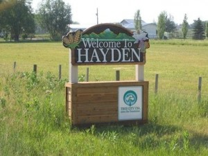 Hayden, Colorado real estate