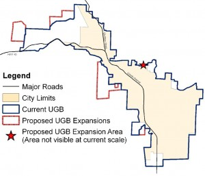 Steamboat Springs Urban Growth Boundary