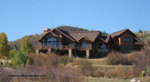 Luxury home in Steamboat springs