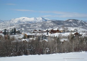 Fish Creek Falls Neighborhood in Steamboat Springs