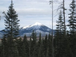 Hahn\'s peak in North Routt