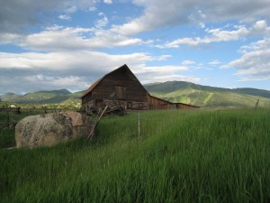 Steamboat\'s famous More Barn