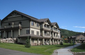 Sunray Meadows Condos in Steamboat springs