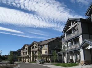 Sunray Meadows Condos in Steamboat Springs,Colorado