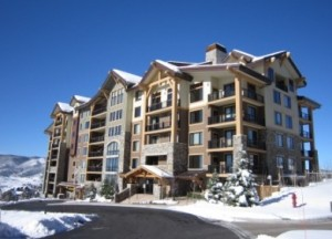 Edgemont ski in ski out condos in steamboat springs