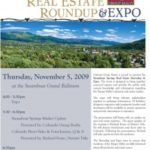 Colorado Group's Real Estate Round-up is Thursday