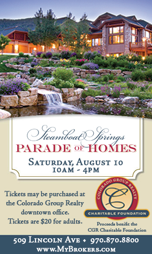 Colorado Group Realty Parade of Homes 2013